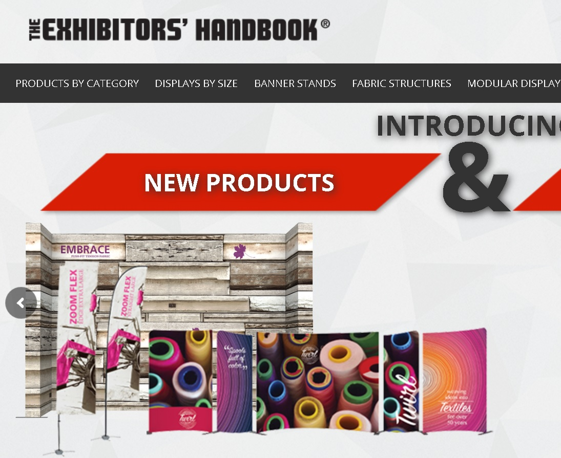 The Exhibitor's Handbook by Creative Signs